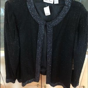 Brand new with tags, sparkle blouse/sweater